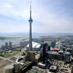 Сооружение CN Tower